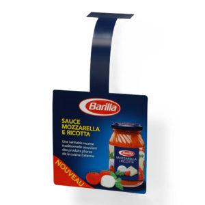 Wobbler Barilla